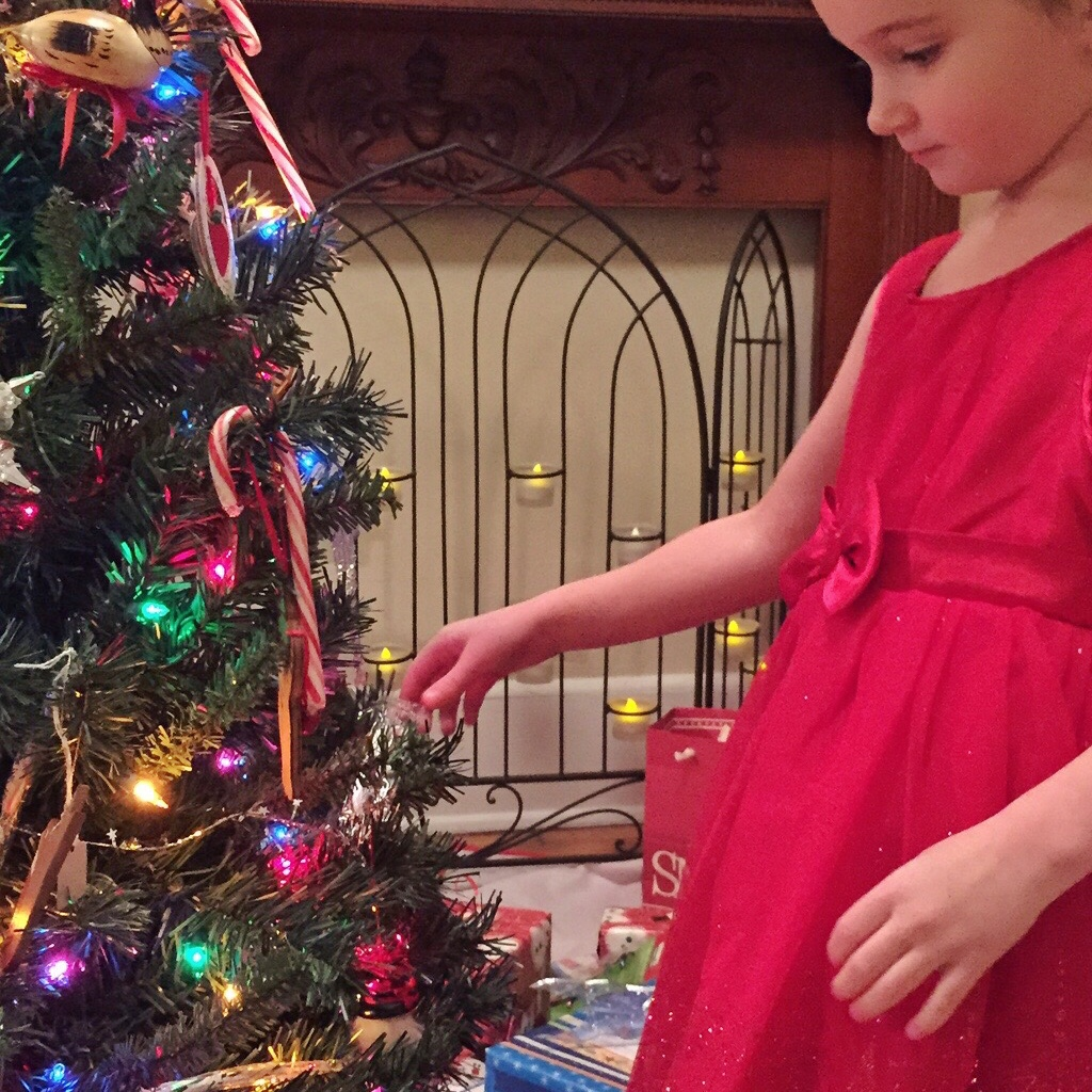 Kid Made Christmas Ornaments Picture Book Inspired