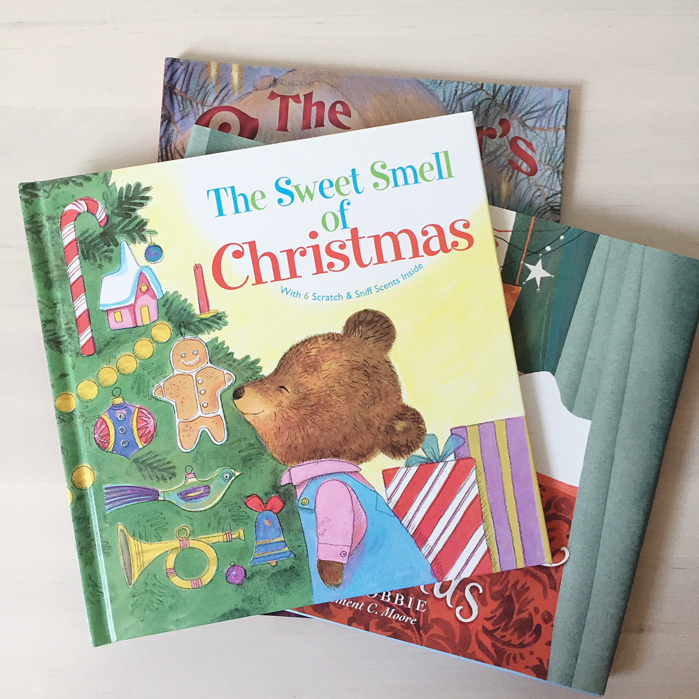 Christmas read alouds picture books