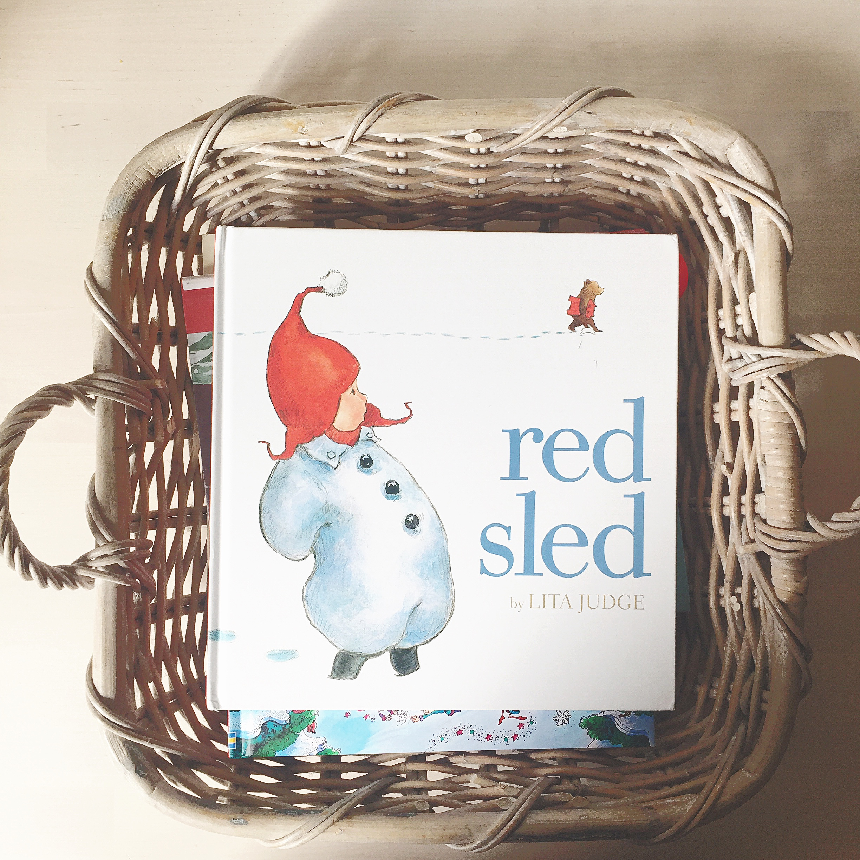 Best Sledding Picture Books for Kids