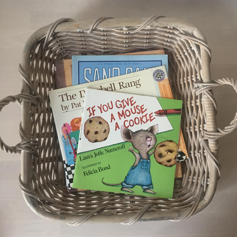 Baking Cookies Story Time for Preschoolers