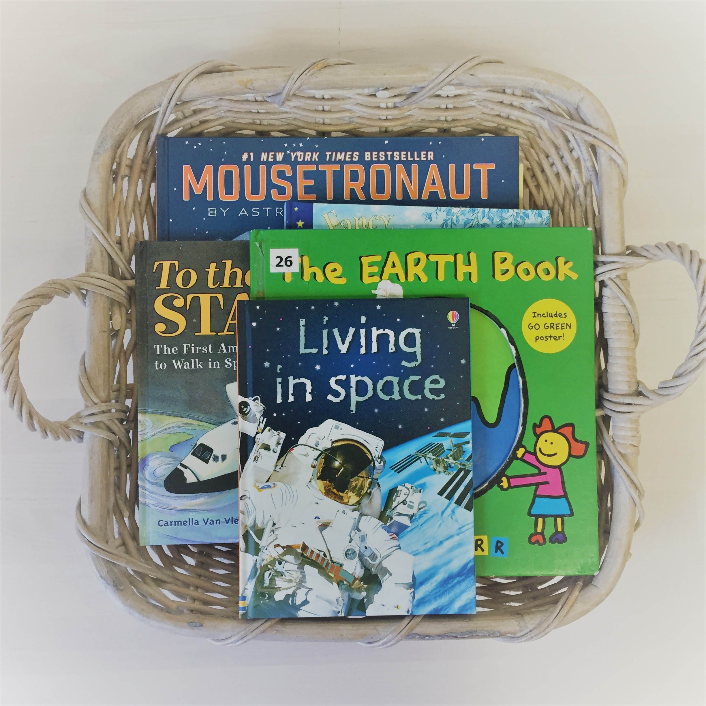 Outerspace Picture Books for kids