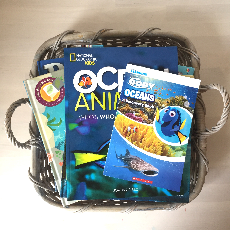 ocean picture books for preschoolers