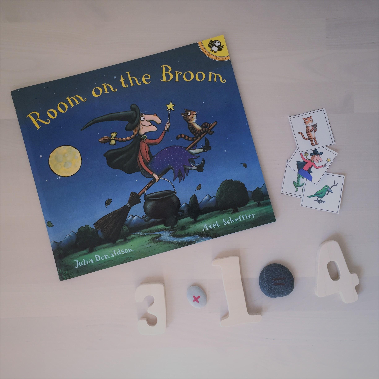 Room on the Broom Preschool Math