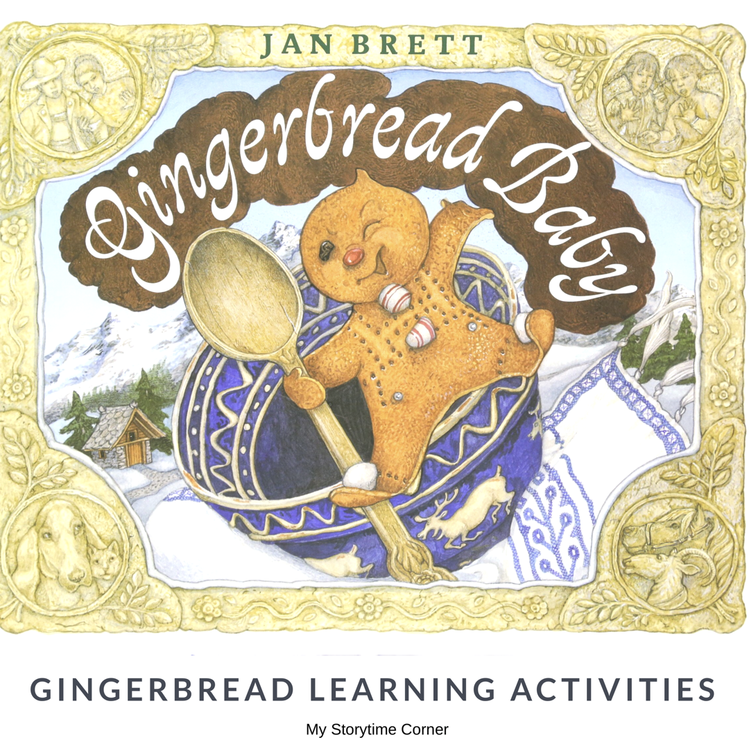 Gingerbread learning activities and unit