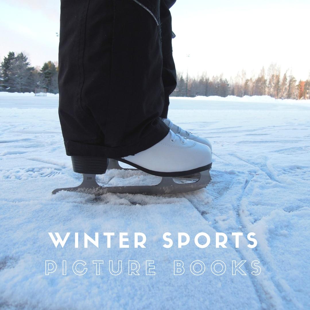 Winter Sports Picture Books